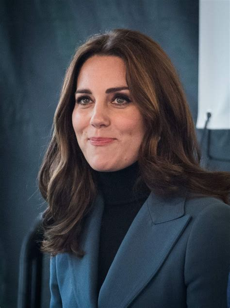 Kate middleton became catherine, duchess of cambridge, when she wed prince william, duke of cambridge, in april 2011. KATE MIDDLETON at Coach Core Graduation Ceremony in London 10/18/2017 - HawtCelebs