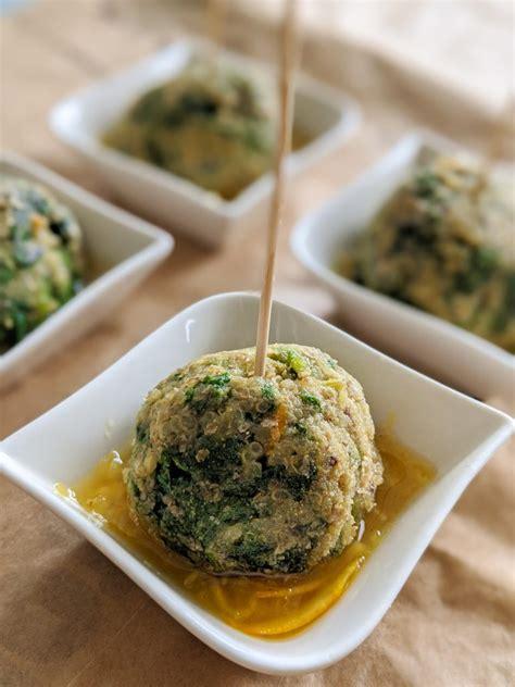 Kvinoja kuglice u sosu od narandže |Kuhinja| Margodrobi .com