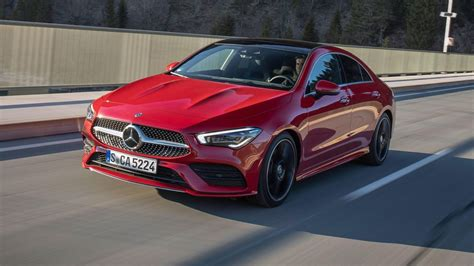 Cla 250, amg cla 35 and amg cla 45. 2020 Mercedes-Benz CLA 250 4MATIC Coupe: Top of the Class! | Indo-Canadian Voice