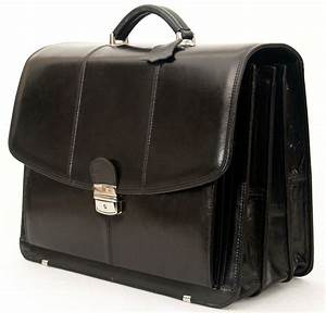 GENUINE LEATHER * MEN'S BRIEFCASE * BUSINESS BAG FOR MEN ...