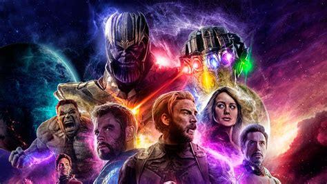 View Avengers Endgame Logo Wallpaper 4K Download Pictures