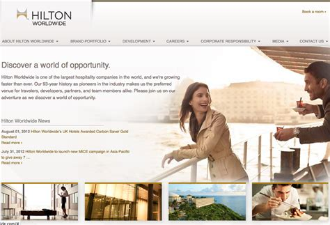 hilton honors desk four social lessons from hilton worldwide the etail blog