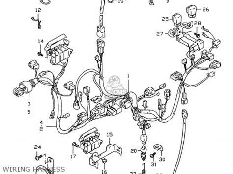 Gsxr Wiring Diagram