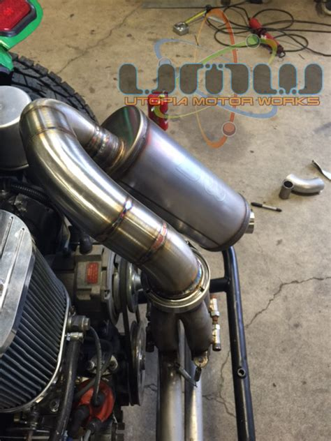 Diycustom Exhaust Builds Thread  Page 2 Hondatech