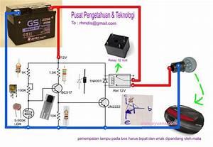 Sensor Cahaya Untuk Motor Anda