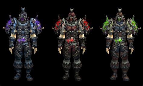 rogue pvp armor season shaman mmo champion