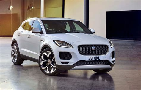 Jaguar Epace Revealed As Allnew Small Suv (video