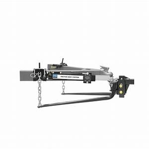Complete Reese Pro Series 10k Gtw 550 Lbs Tw Trailer