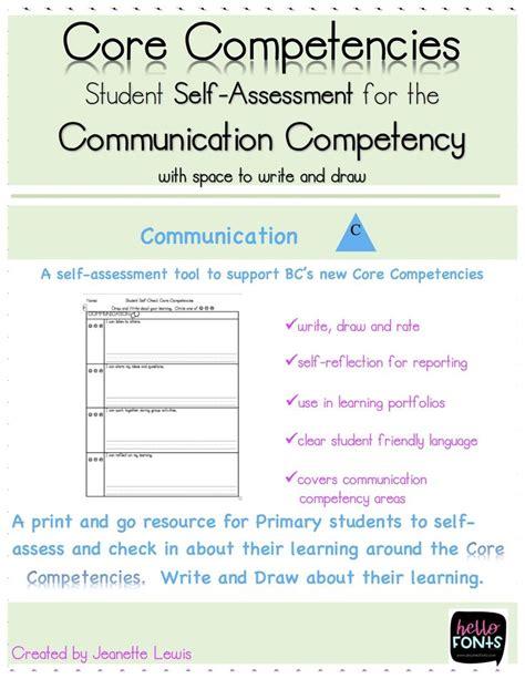 7 Best Core Competencies Resources Images On Pinterest