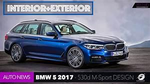 Bmw 530d Touring : bmw 5 series touring 2017 bmw 530d m sport xdrive g31 car exterior interior design youtube ~ Gottalentnigeria.com Avis de Voitures