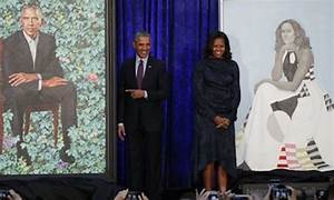 Obama praises wife Michelle's 'hotness' as official ...