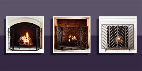 decorative fireplace covers 10 best fireplace screens for winter 2018 decorative