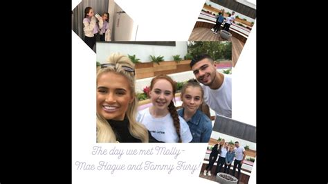 When we met Molly Mae Hague and Tommy Fury - YouTube