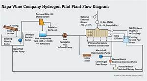 Hydrogen  Green Energy From Winery Wastewater