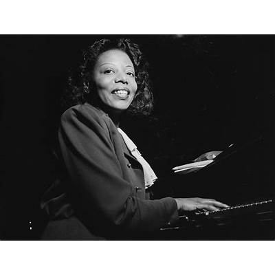 Mary Lou Williams On Piano Jazz : NPR