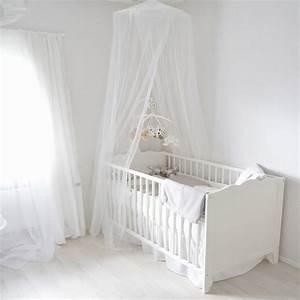 Ciel De Lit Bébé Moustiquaire : moustiquaire de lit pour enfant et bebe ~ Teatrodelosmanantiales.com Idées de Décoration