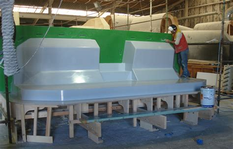 Yacht Work by Composite Work C M M Yachting Composite Material