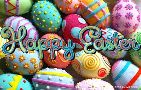 Animated Happy Easter Bunny