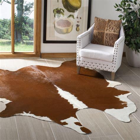 safavieh cowhide rugs rug coh211a cowhide area rugs by safavieh