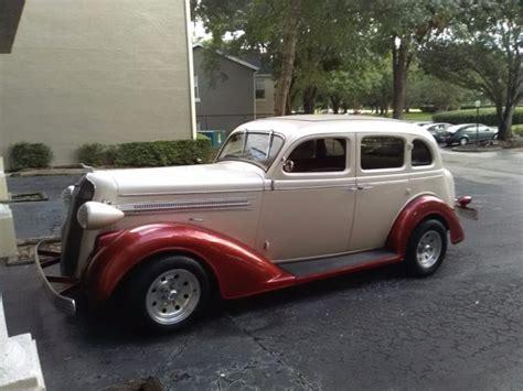 1936 Dodge Sedan by 1936 Dodge D2 4 Door Sedan Restomod