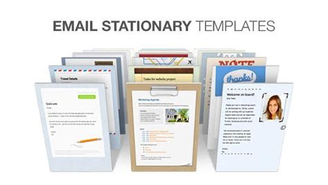 email stationery templates designs  premium