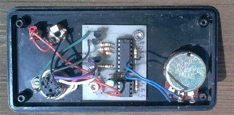 christmas light chaser circuit light chaser circuits