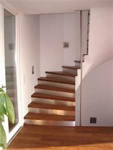 Holzstufen Auf Beton : holzstufen auf betontreppe gel nder f r au en ~ Michelbontemps.com Haus und Dekorationen