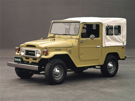 classic land cruiser toyota landcruiser 40 series classic car review