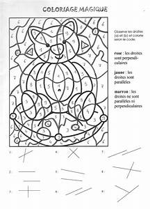 Angle Magique Outil De Construction : coloriage magique parall les et perpendiculaires la ~ Dailycaller-alerts.com Idées de Décoration