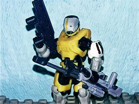 Share Project Character Biography Series: Spartan Echo ...