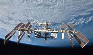 NASA Bringing International Space Station Earth ...