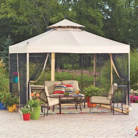 gardenline gazebo replacement canopy 25 best collection of gardenline gazebo replacement canopy