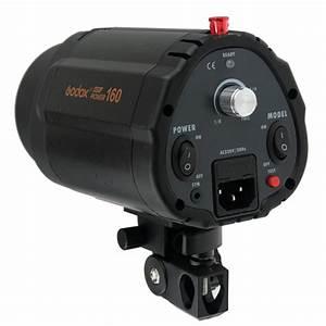 Powerful 160 Mini Pioneer Series Studio Flash A C 220v