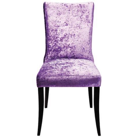 purple cintura ring dining room