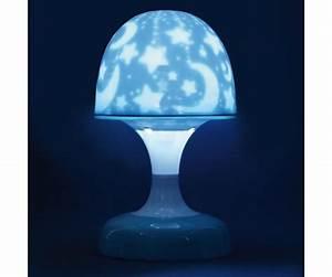 Lampe Chevet Enfant : lampe de chevet pour chambre enfant veilleuse tactile avec projection nuit toil e super ~ Teatrodelosmanantiales.com Idées de Décoration