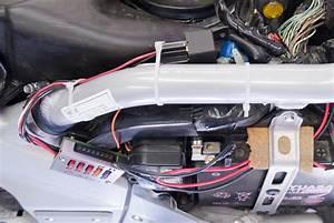 2008 Honda Goldwing Airbag