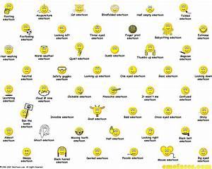Computer Emotion Symbols   Facebook Chat Emoticons Symbols ...