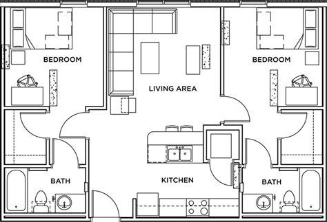 floor plans  callaway house austin student housing