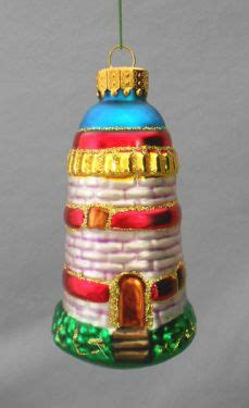 blown glass lighthouse christmas ornament ut in x sold gallery