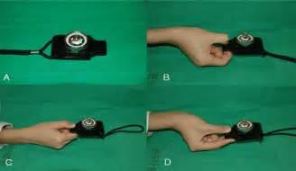 Three Jaw Chuck Pinch Grip Test