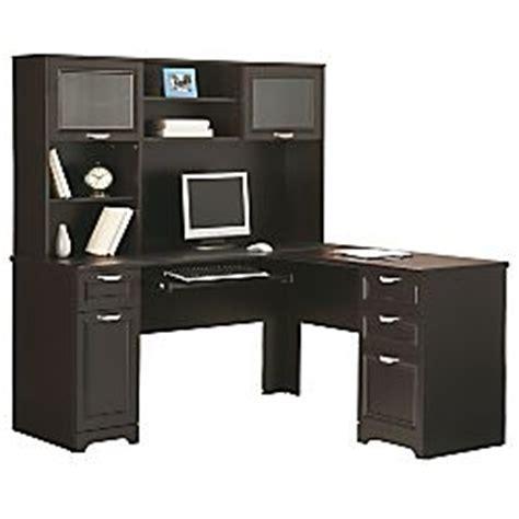magellan l shaped desk reversible realspace 174 magellan collection l shaped desk 30 quot h x 58 3