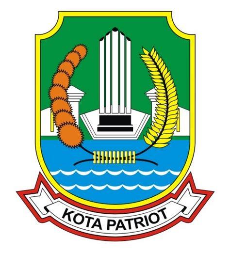 logovectorcdr logo kota bekasi
