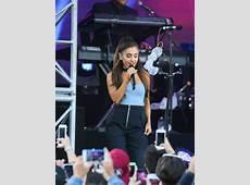 Ariana Grande Photos Photos Ariana Grande at 'Jimmy