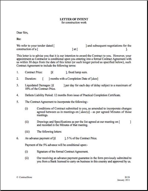 letter  intent template real estate forms  pinterest