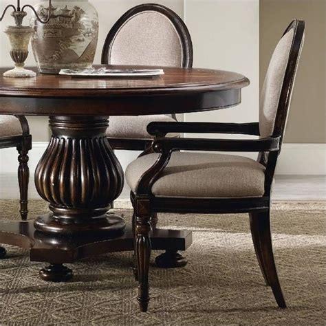 furniture eastridge upholstered oval backarm dining