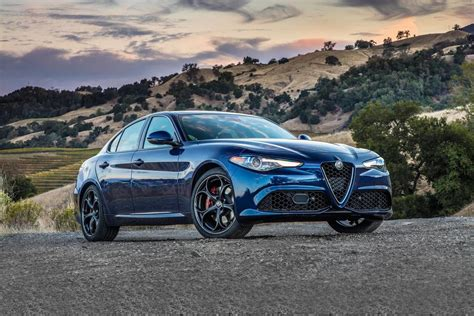 Alfa Romeo Price Range by 2017 Alfa Romeo Giulia Review Trims Specs And Price