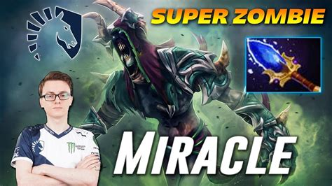 miracle undying offlane dota 2 pro gameplay youtube
