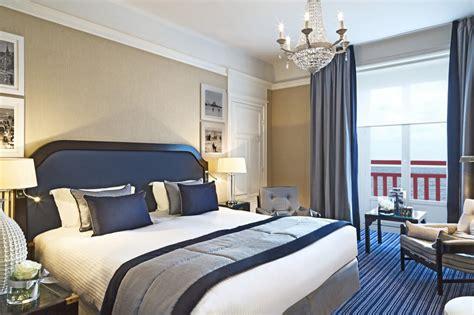 chambre deluxe mer hotels barriere la baule lhermitage