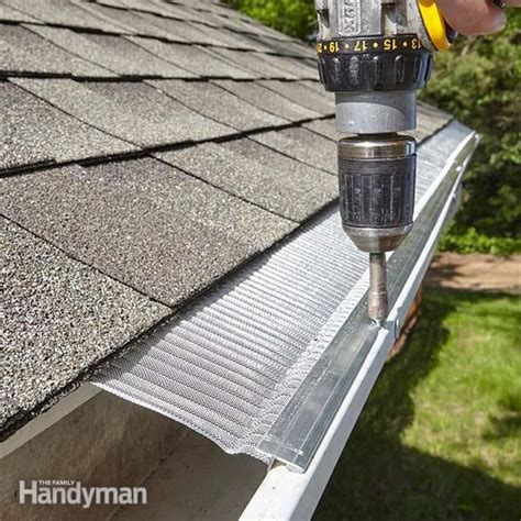 decorating with leaf guards 17 best ideas about gutter guards on gutter mesh gutter leaf guard and