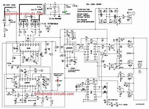 Inverter Circuit Diagram With Explanation Pdf